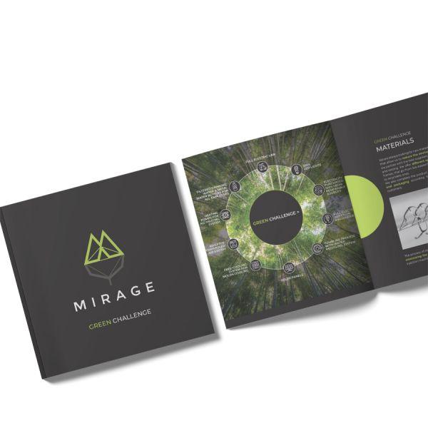 Brochures e Company profile
